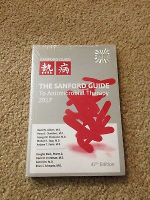The Sanford Guide to Antimicrobial Therapy 2017 (Paperback)