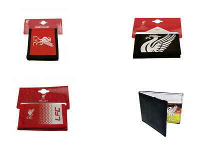 Official  Football Club   Liverpool FC Crested WALLETS     FREE (UK) P+P