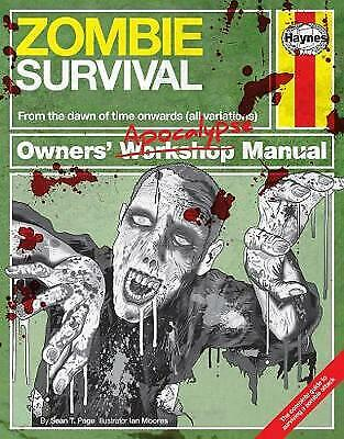 Zombie Survival Manual - 9780857334732