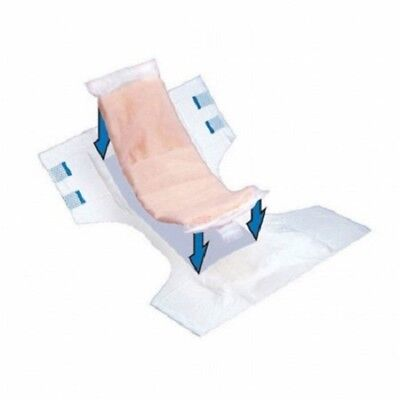 Tranquility Top Liner Super Booster Pad Case Of 200 #2060