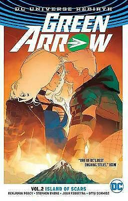Green Arrow Vol. 2 Island of Scars (Rebirth) - 9781401270407