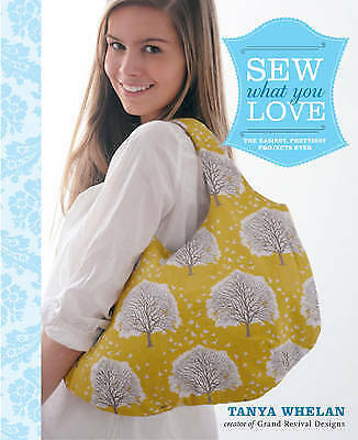 Sew What You Love - 9780307586735