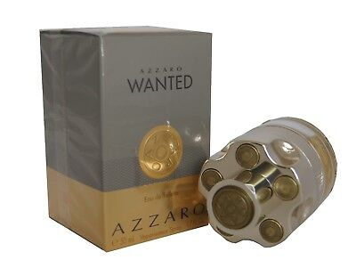 AZZARO WANTED Eau de Toilette edt 50ml.