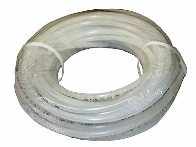 "ATP Value-Tube LDPE Plastic Tubing, Natural, 1/8"" ID x 1/4"" OD, 100 feet Length"