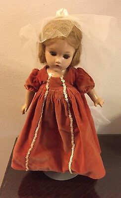 "Antique/VIntage 14"" Madame Alexander composition Doll"