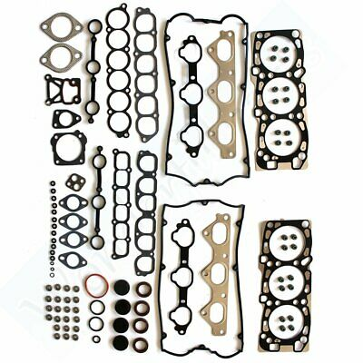 SCITOO Head Gasket Bolts Set Replacement for Chrysler 300 3.6L V6 DOHC 24V 11-16 Head Gaskets Kit Sets