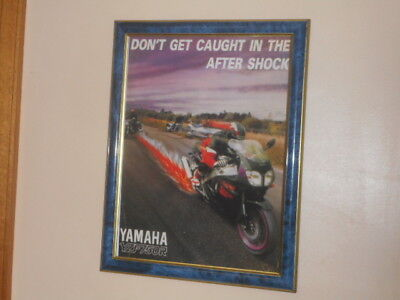 Yamaha YZF750R picture /  poster