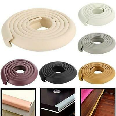 *UK Seller* Protector Cushion Guard Baby Safety Soft Foam 4 Corner / 2M Edge
