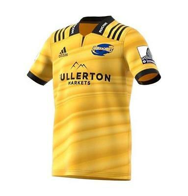 HURRICANES 2018 Rugby Home jersey