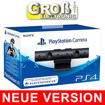 Sony PlayStation Camera / Kamera VR 2016 Model PS 4 PS4 NEW NEU OVP LIEFERBAR