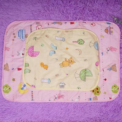 Breathable Baby Infant Diaper Nappy Urine Mats Bedding Changing Pads Well