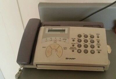 Phone Fax .sharp .fo-50 Works Perfectly