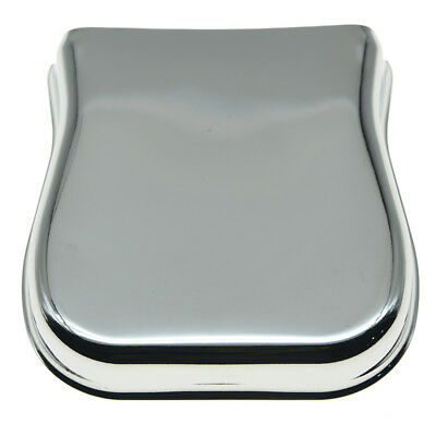 Vintage Ashtray Tele Bridge Cover Protector for Fender Telecaster Chrome