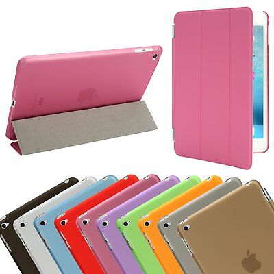 Leather Shockproof Stand Smart Case Cover For Apple iPad Mini23 Air Pro 9.7