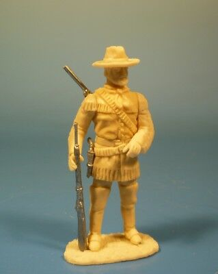 Lineol - Wild West Old Shatterhand - 75mm Figur Bausatz - Resin Kit 1:24