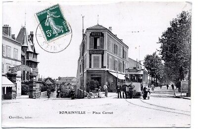 (S-119228) FRANCE - 93 - ROMAINVILLE CPA      CHEVILLON  ed.