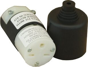 Genuine Kussmaul approved Auto Eject Super 15 230V Connector & Boot 6-15P