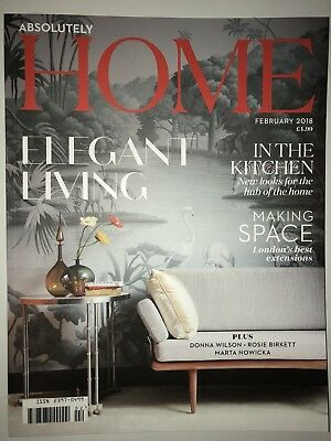 Absolutely Home Magazine - February 2018