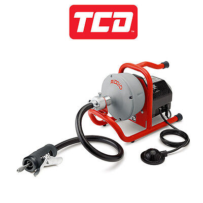 Ridgid K-40 Drain Cleaning Machine - 230v - 71742