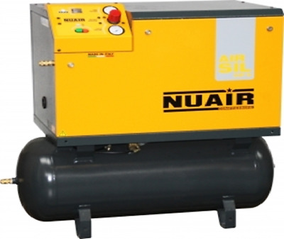 Compressor Silenced 100 Litre Nuair S-28Ft541Nua