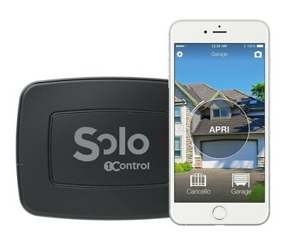 1CONTROL SOLO – Gate Opener Bluetooth 4.0 for iPhones and Android Smartphones, b