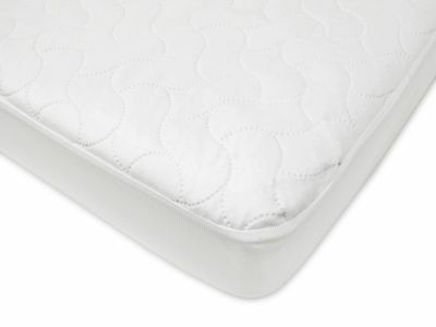 New American Baby Company Waterproof Fitted Crib and Toddler Protective Mattress