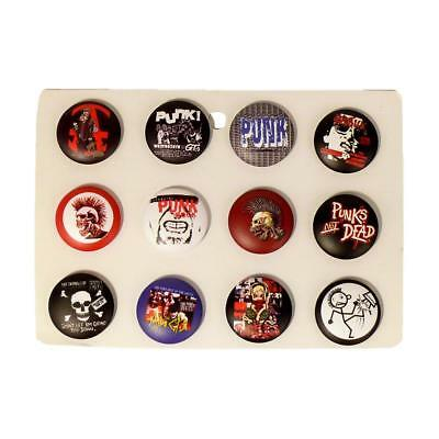 """""""Punk-Buttons"""" NBC Nightmare before Christmas Anstecker Pin Badge Button Ansteck"""