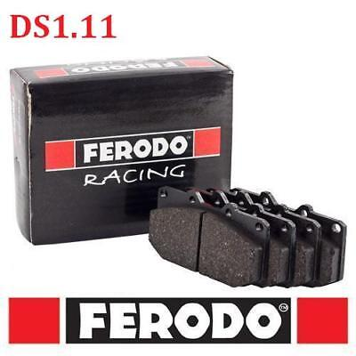 122A-FCP1628W PASTIGLIE/BRAKE PADS FERODO RACING DS1.11 BMW 5 Touring/Estate (E6