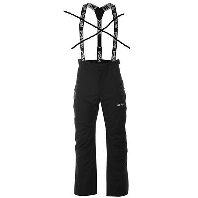 Nevica Vail Ski Pants Mens > Black > Size XL [defect]