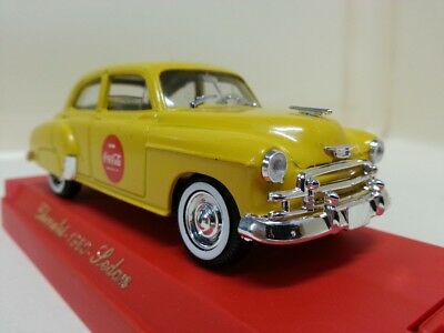 "Solido Chevrolet Sedan 1950 ""Coca-Cola"" Series 1/43"