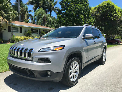 2015 Jeep Cherokee Latitude 4WD WOW stunning SOUTHERN 4X4 - VIDEO - $16.8K BOOK! LAREDO RAV4 CR-V ESCAPE 16 17