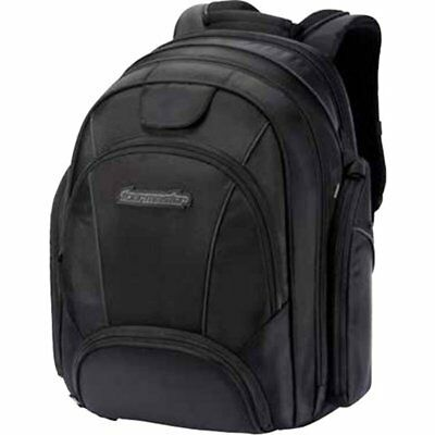 Tour Master Nylon Cruiser III Adult Outdoor Backpack - Black / One Size