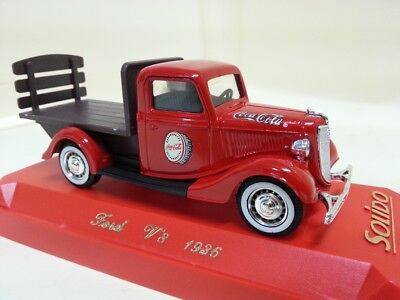 "Solido Ford V8 Pick-Up ""Coca-Cola"" Series 1/43"