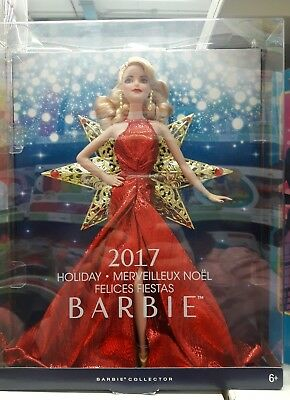 Barbie Holiday Noel 2017 collection