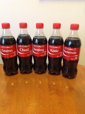 Share a coke with **your choice of name** Canada rare