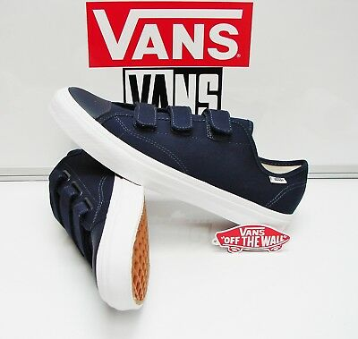 b7f240088c Vans Style 23 V Canvas Dress Blues True White VN0A38GCKO7 Men s Size  10