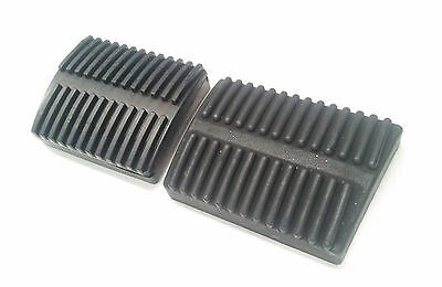 Holden Commodore Vr Vs Vt Vy Vx Vz Manual Clutch & Brake Pedal Rubber ( Pair )