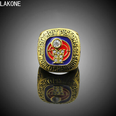Bague Champions NBA 1989 Detroit PISTONS / Championship ring
