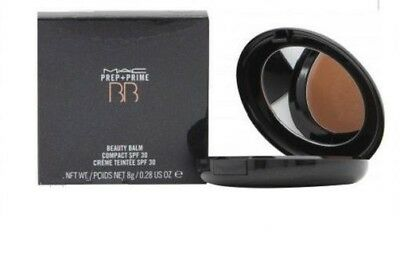 Mac Prep+Prime BB Beauty Balm Compact SPF 30 New 8 g Authentic Choice Colors