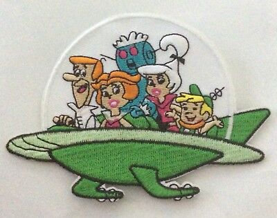WONDERFUL JETSONS  IRON ON PATCH BUY 2 We SEND THREE OF THESE