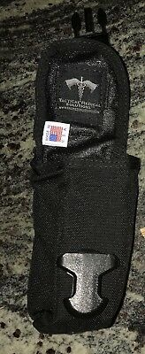 2-pack Tactical Medical Solutions SOFTT Tourniquet Pouch Black MOLLE NWOT SF SOF