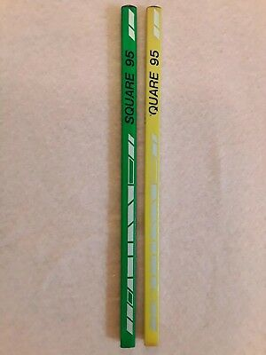 Pencil Square 98 Vintage 1980's Set of 2 from Japan Never Used