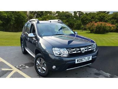 2018 Dacia Duster 1.5 Dci 110 Laureate 5Dr Diesel Estate