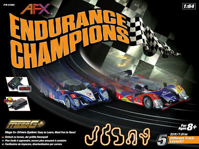 AFX Super International 4 Lane