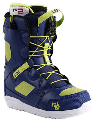 Snowboard Boots Mens Northwave Legend Easy Speed Lace Blue/Lime *New* Ret $389