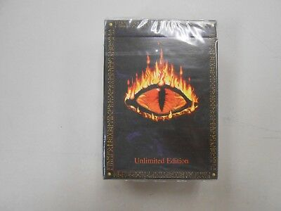 1996 Middle Earth The Wizards Unlimited Edition starter card box! FACTORY SEALED