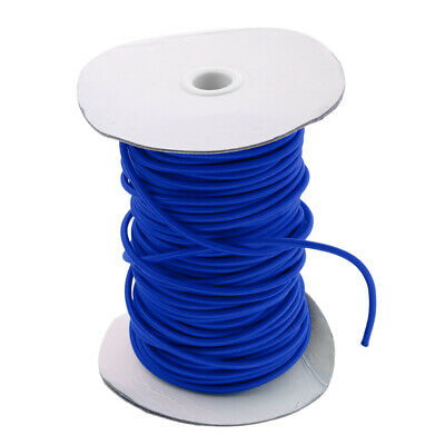 4mm High Strength UV Resistant Elastic Bungee Rope Shock Cord Tie Down Boats