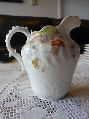Bridgwoods China English Antique Milk Jug Or Creamer 'glen' Pattern - Unmarked