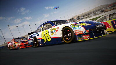 "070 Car Race - NASCAR USA Modified Cars 42""x24"" Poster"