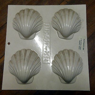 SHELL MOULDS - plastic